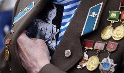 77 жылдан кейін табылған орден жауынгер отбасына табысталды